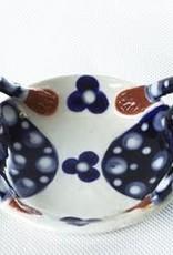 South Africa, Lady Tiny Bowl Indigo Blue