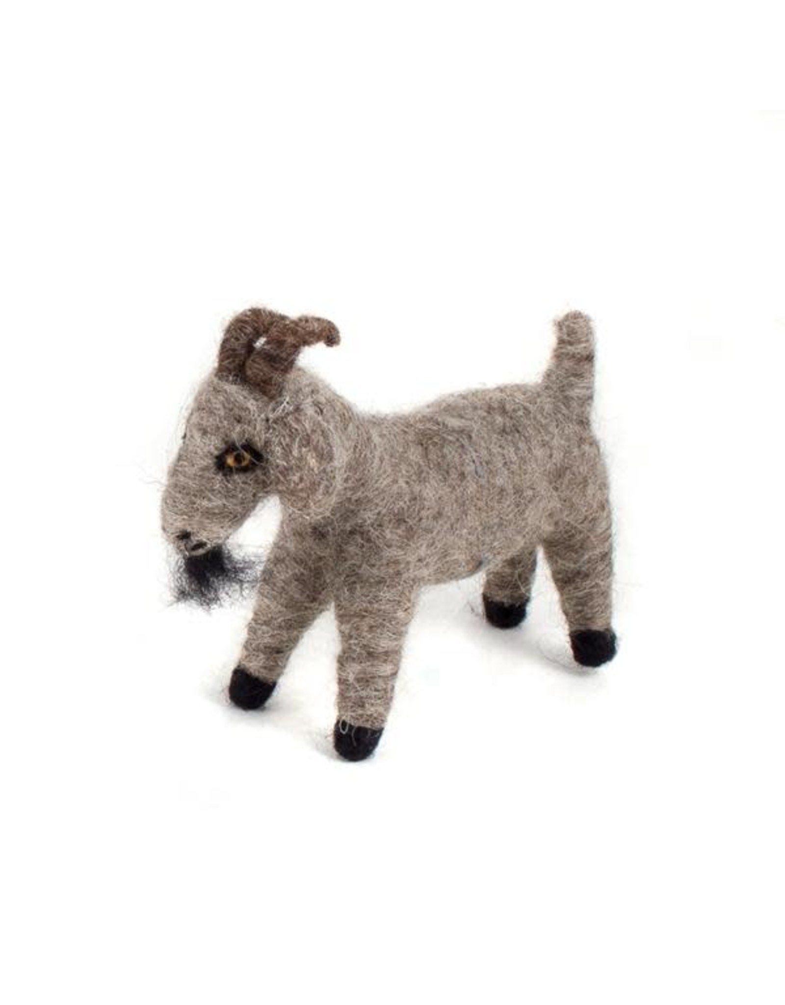 Felted Wool Animal,  Goat, Guatemala