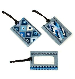 Diamond Luggage Tag, Guatemala