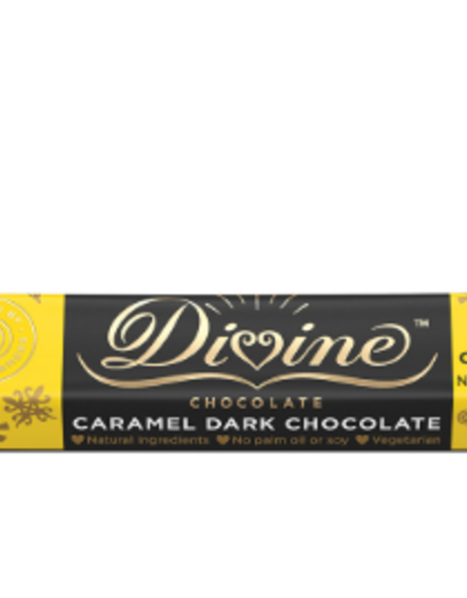 Divine, Caramel Dark Chocolate Small