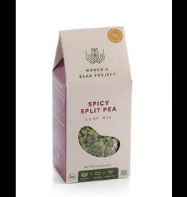 Sarah's Spicy Split Pea Soup