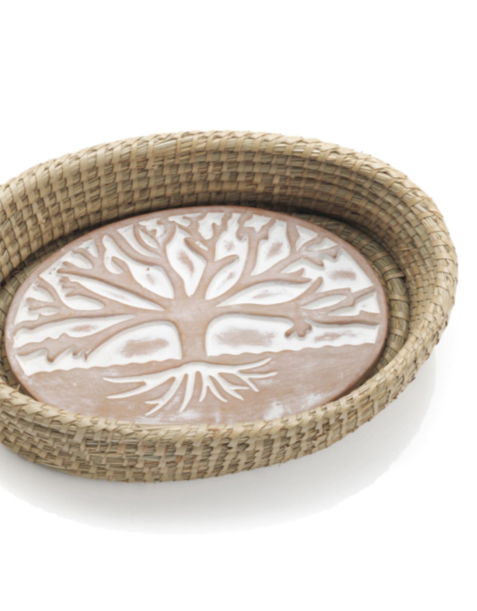 Tree of Life Bread Warmer