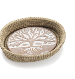 Tree of Life Bread Warmer