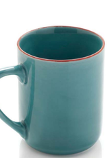 Turquoise Song Cai Medium Mug, Vietnam