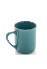 Turquoise Song Cai Medium Mug, Vietnam