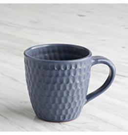Smokey Violet Honeycomb Mug, Nepal