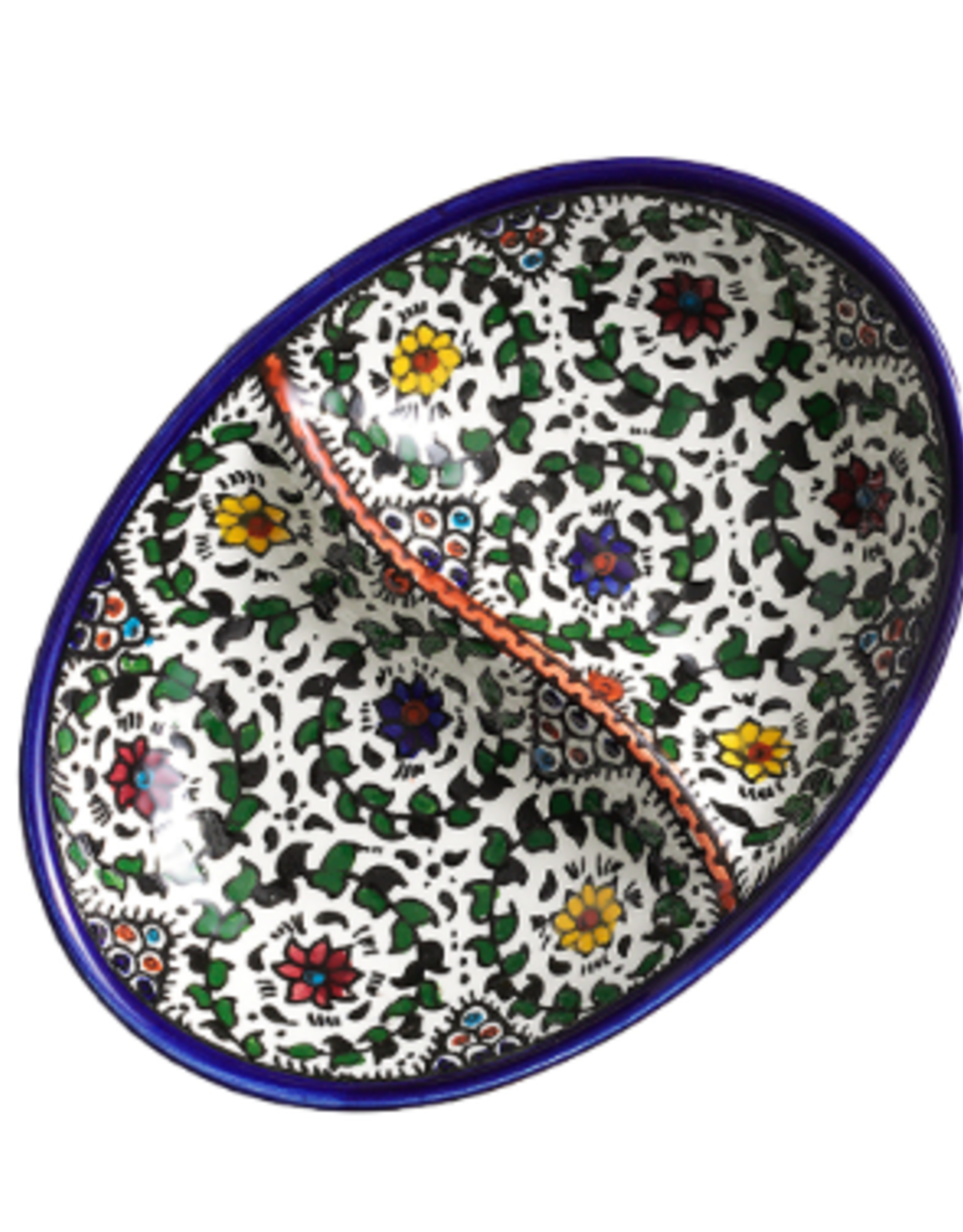 West Bank, Divided Dish