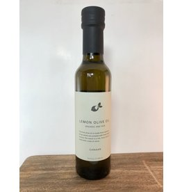 Canaan Infused Olive Oil  Lemon