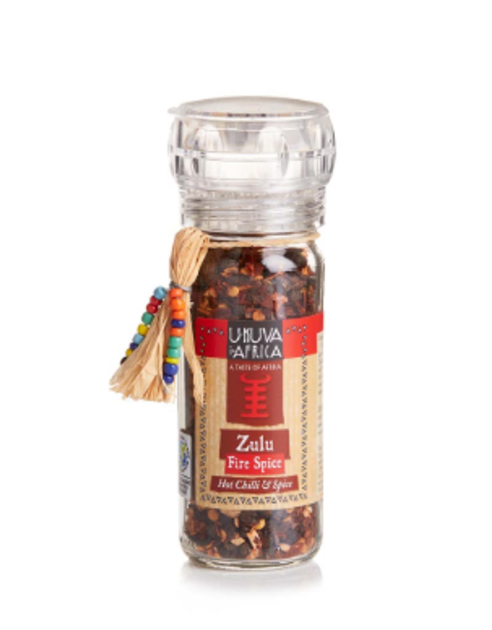 Spices Zulu Fire