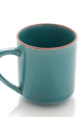 Vietnam, Turquoise Song Cai Cappuccino Mug