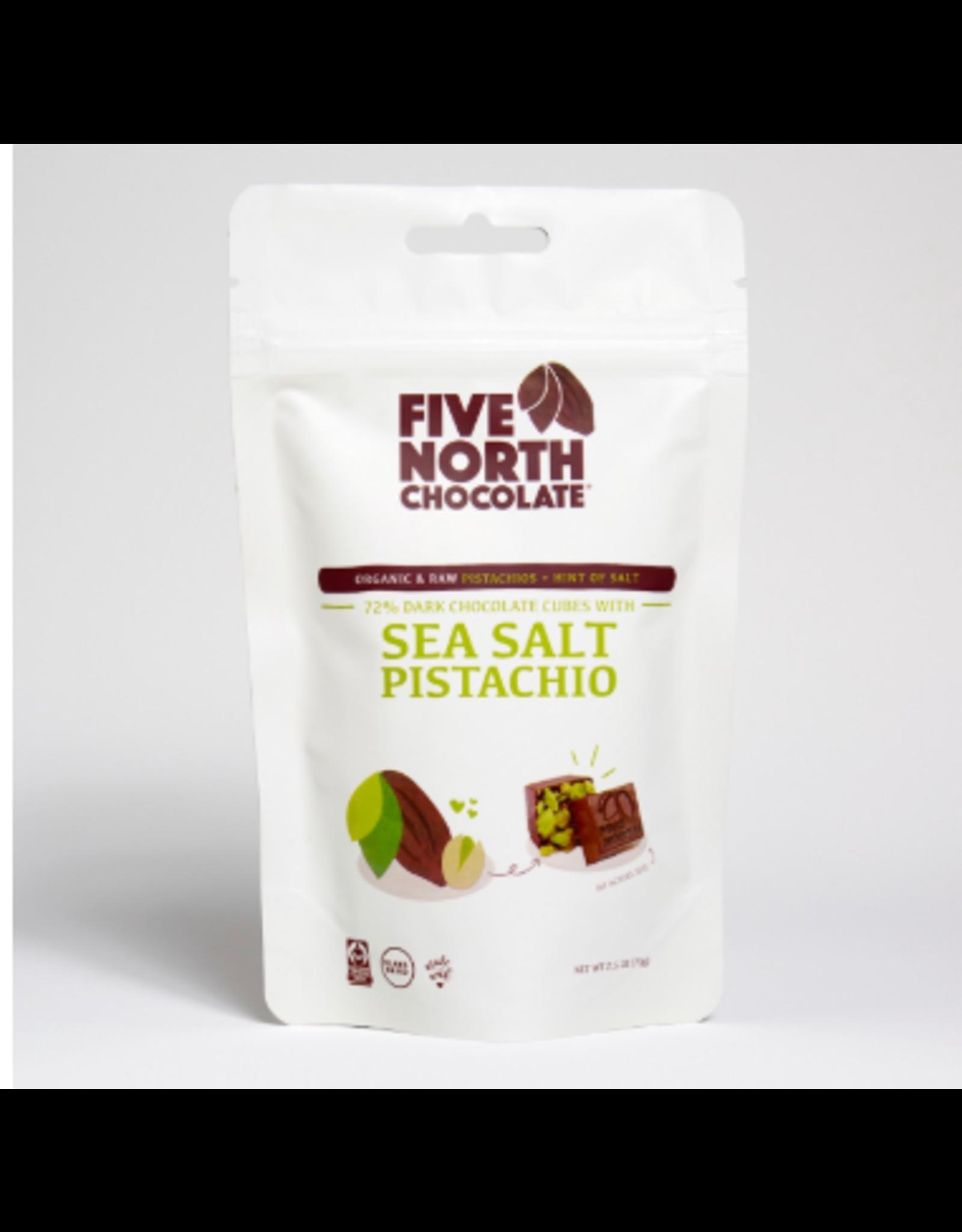 Sea Salt Pistachio Chocolate