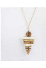 Arrow Pendant Necklace, India