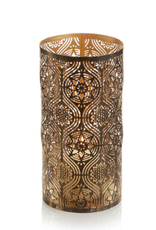 India, Large Golden Festival Lantern