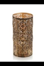 Large Golden Festival Lantern, India