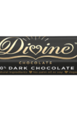 Divine, 70% Dark Chocolate Small Bar