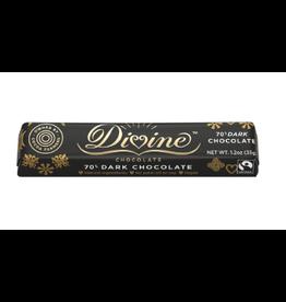 Divine Chocolate, Dark, Small Bar