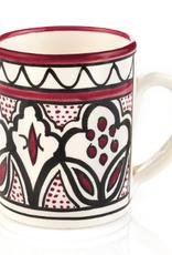 Ceramic Mug Rose, West Bank