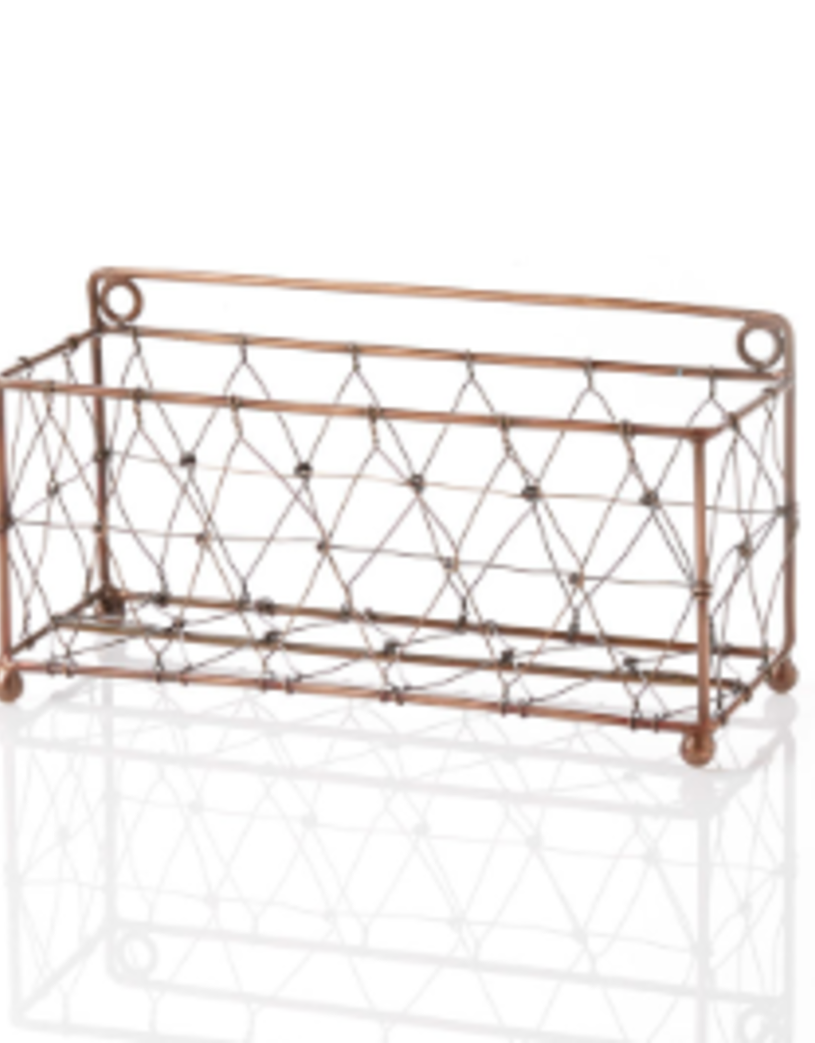 India, Small Mesh Wire Spice Rack