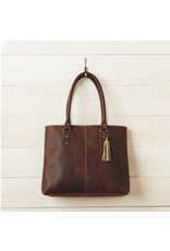 Rustic Leather Bag, India