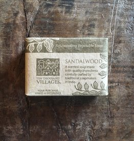 feb17 India, Vegetable Soap Sandalwood