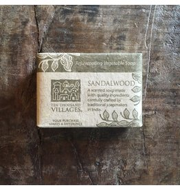 feb17 Vegetable Soap Sandalwood, India