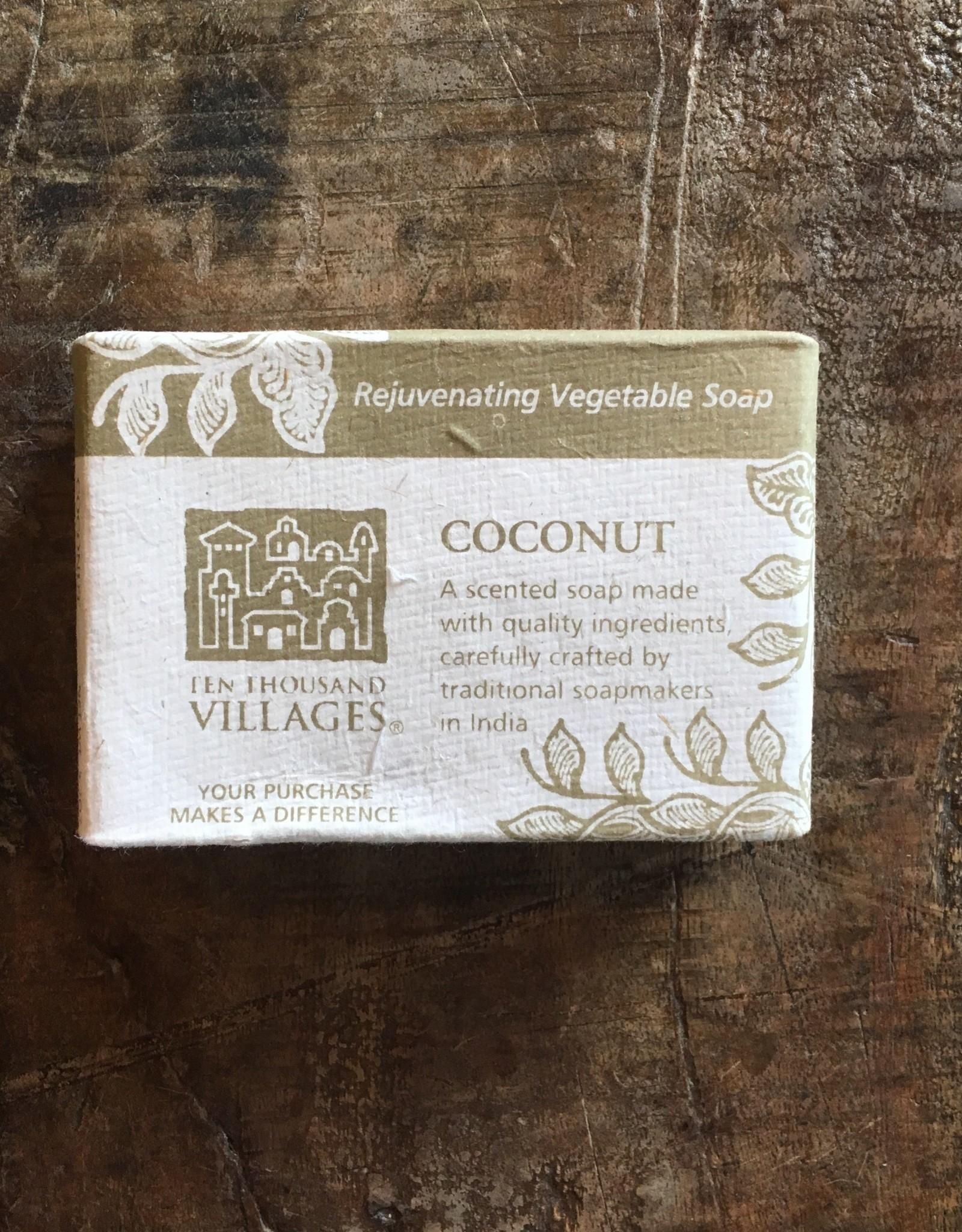 feb17 India, Vegetable Soap Coconut