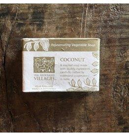 feb17 Vegetable Soap Coconut, India