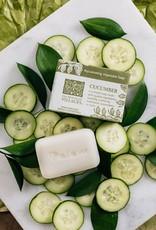 feb17 India, Vegetable Soap Cucumber