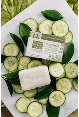 feb17 Vegetable Soap Cucumber, India