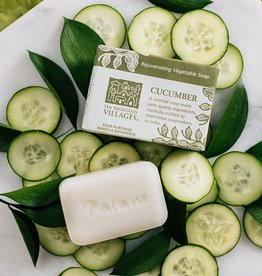 feb17 India, Vegetable Soap Cucumber