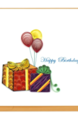 Vietnam, Quill Card Gifts and Balloons