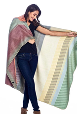 Ecuador, Alpaca Throw Spectrum