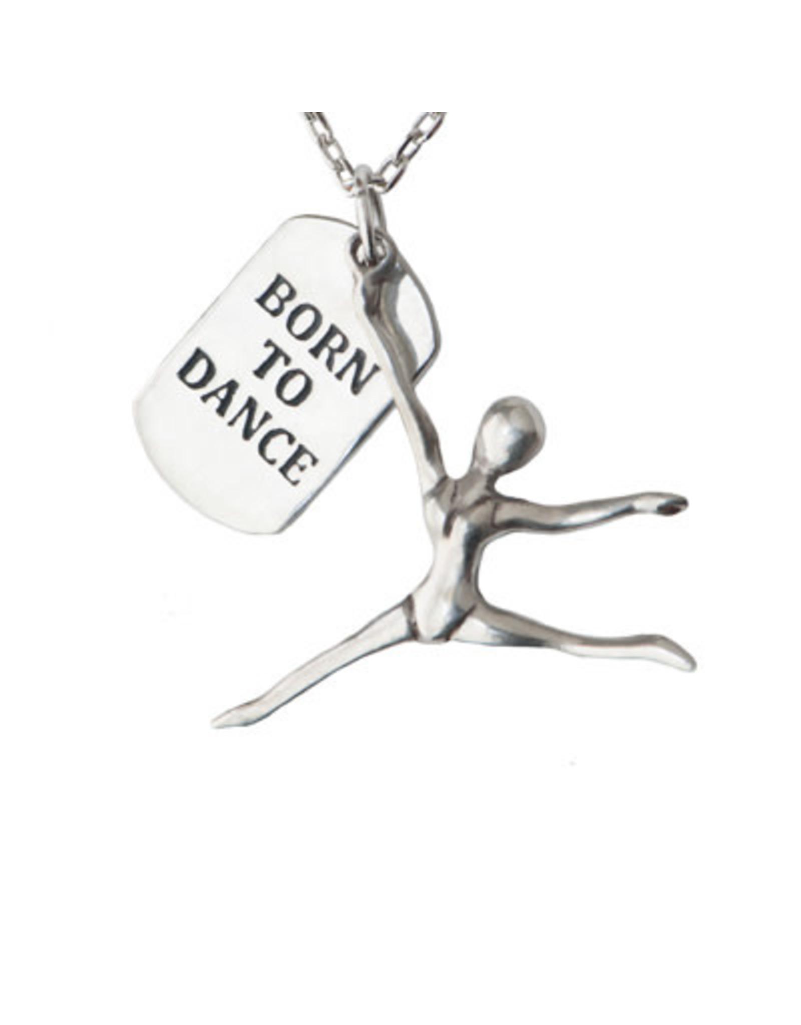 Pendant Necklace Born to Dance, Thailand
