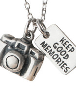 Pendant Necklace Treasure the Moment