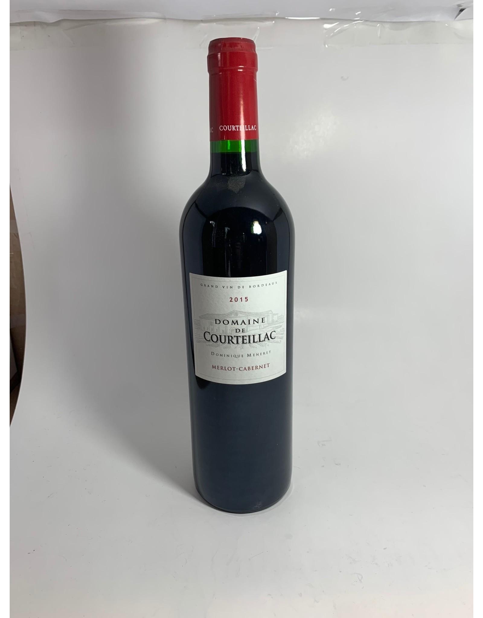 Domaine  Courteillac Bordeaux