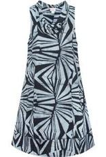 Ghana, Eli Dress Cutout Black