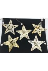 Horn Star Ornament, Peru