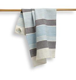27 x 19 Cotton Handwoven Kitchen Towels Maya, India