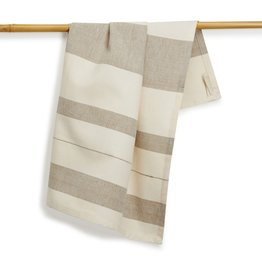 India, 27 x 19 Cotton Handwoven Kitchen Towels Bay Leaf