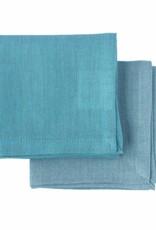 16 x 16 Cotton Handkerchief, Vienna, India
