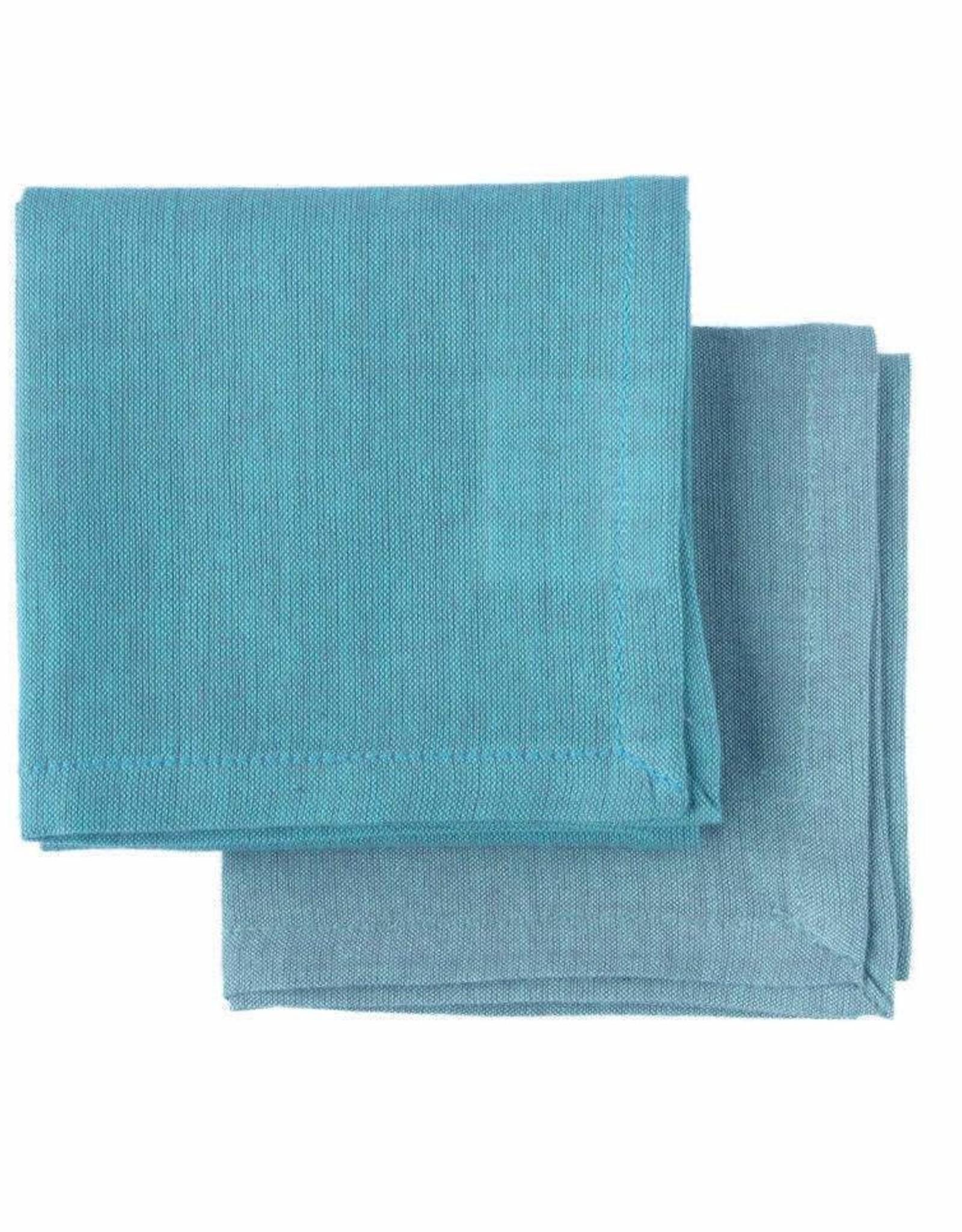 India, 16 x 16 Cotton Handkerchief Vienna