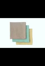 9 x 9 Cotton Handkerchief, Austin, India