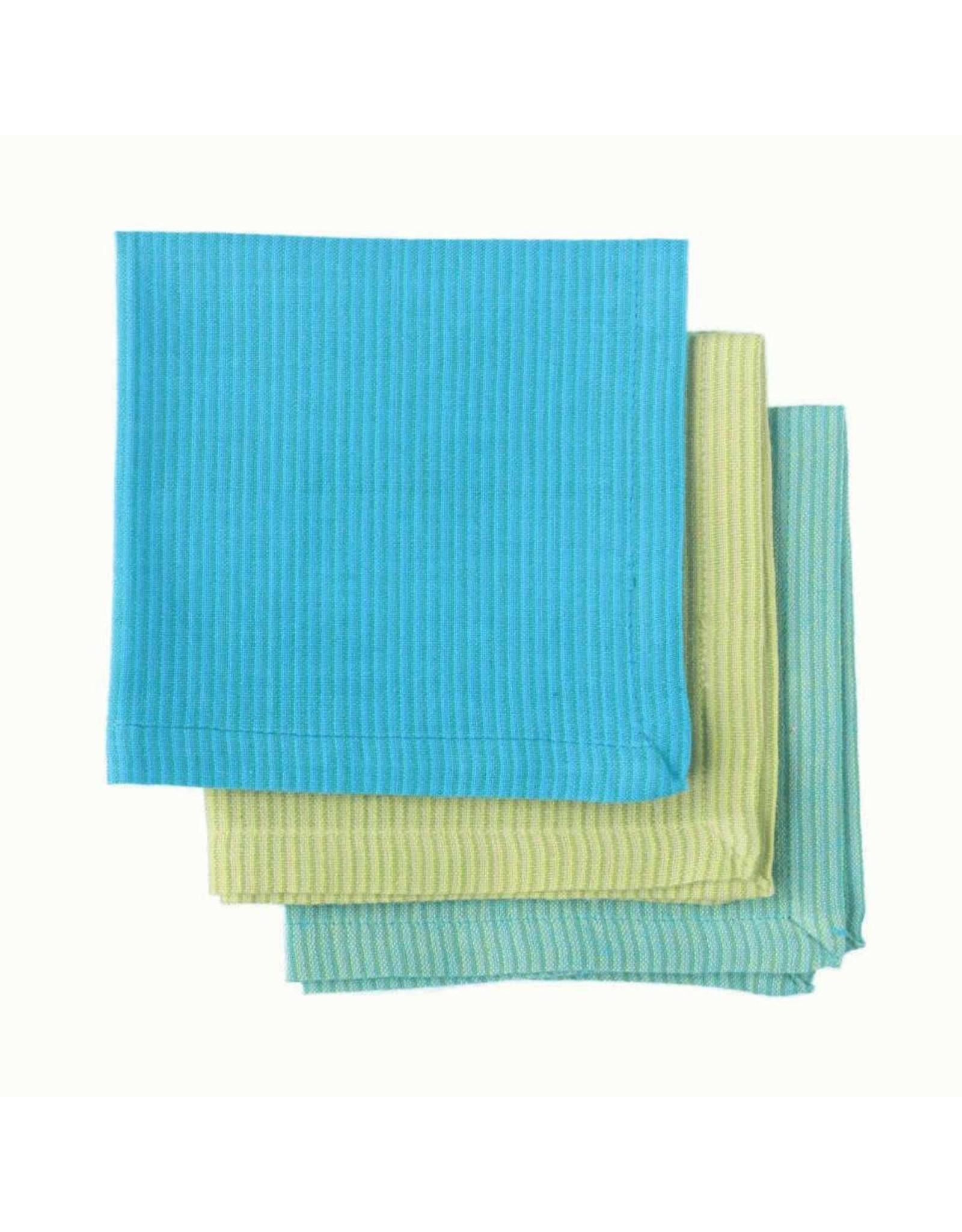 India, 9 x 9 Cotton Handkerchief Cambridge