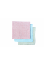 India, 9 x 9 Cotton Handkerchief Seattle