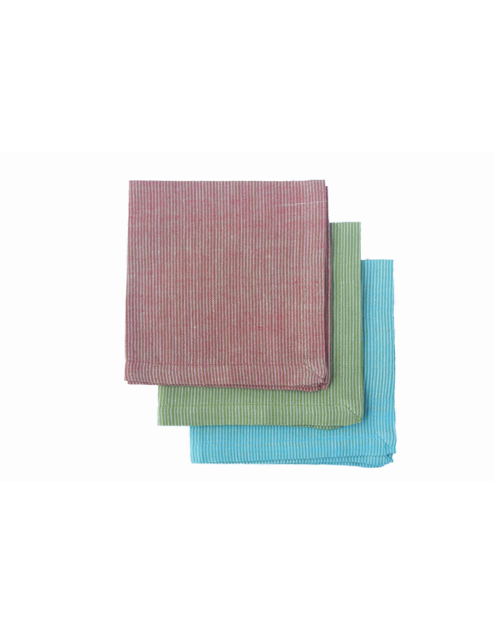 9 x 9 Cotton Handkerchief Charlotte, India
