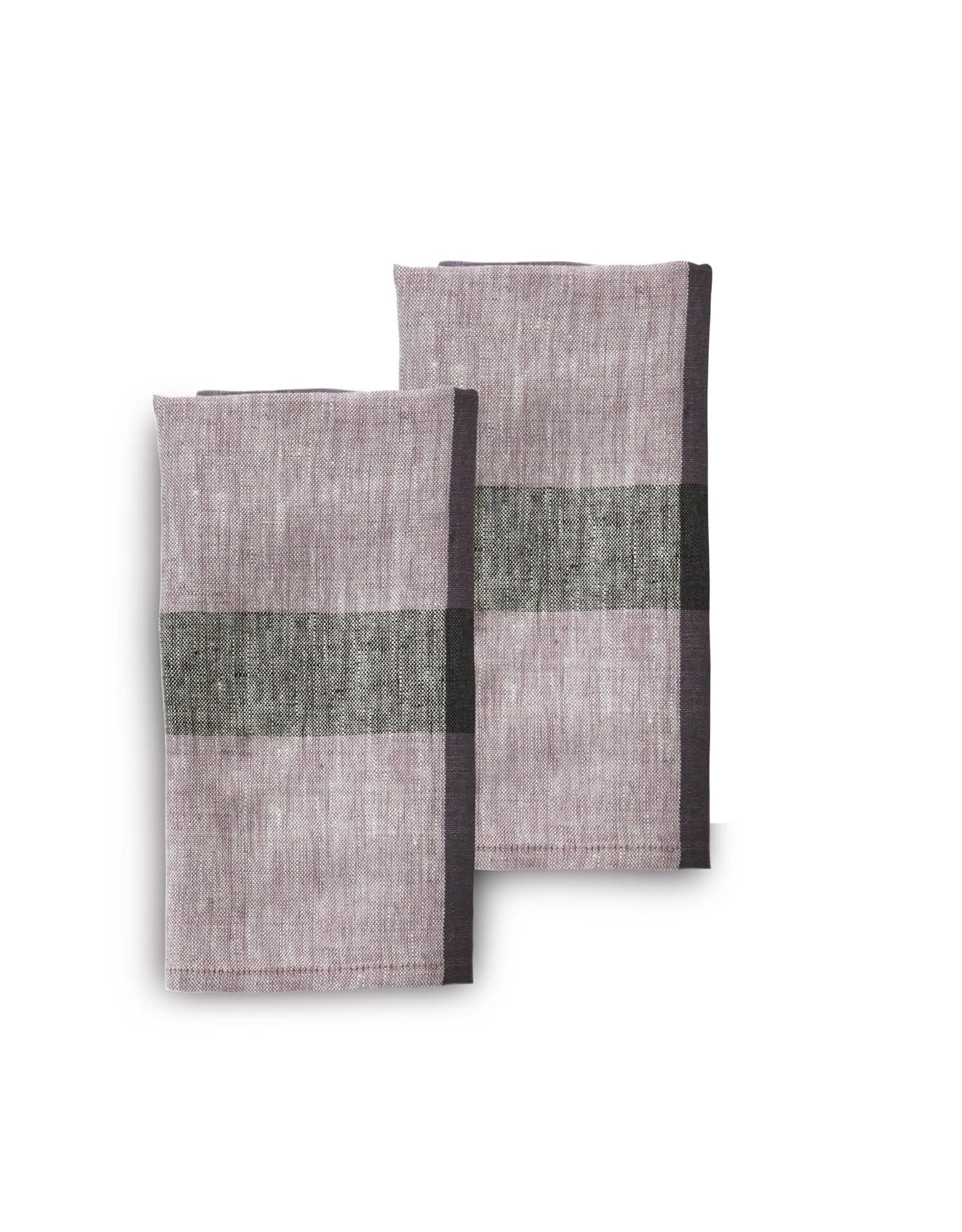 Linen, 20 x 20 Napkins, Set of 2 Fig