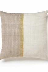 Sunny Hand Woven Silk Pillow