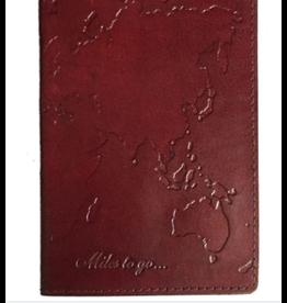 World Passport Cover, India