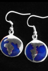 World Earrings, Mexico