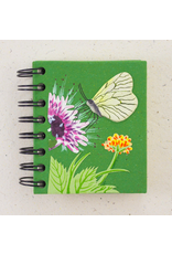 Small Notebook,  Butterfly, Sri Lanka